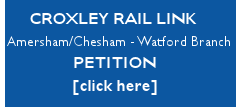 Croxley Rail Link Petition
