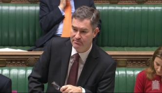 David Gauke at Justice Questions, 18 December 2018