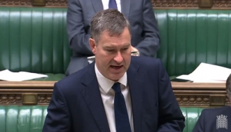 David Gauke at Justice Questions, June 2019