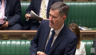 David Gauke at Justice Questions
