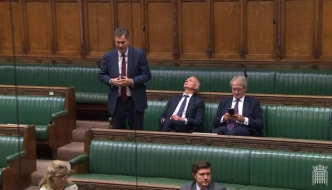 Rt Hon David Gauke MP speaking in the House of Commons, September 2019