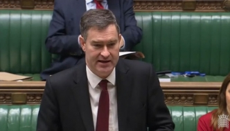 David Gauke speaking in the House of Commons, February 2019
