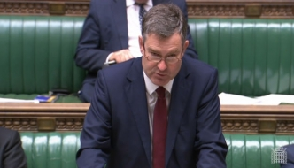 David Gauke responds to a debate on Prisons and Probation, May 2019