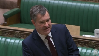 David Gauke speaking in the House of Commons, May 2019