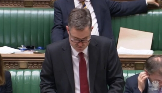 David Gauke speaking in the House of Commons, Courts and Tribunals, November 2018